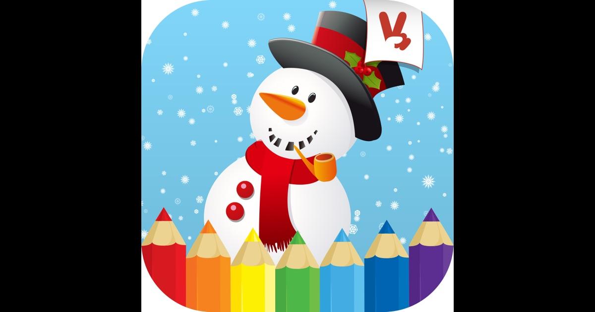 coloriage de l 39 hiver pour les tout petits dessin et de peinture jeux d 39 enfants pour les petits. Black Bedroom Furniture Sets. Home Design Ideas