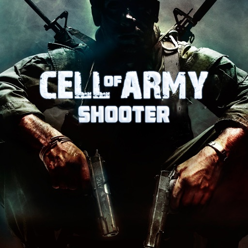Cell of Army Gear War Shooter iOS App