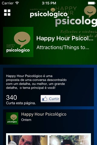 Happy Hour Psicológico screenshot 4