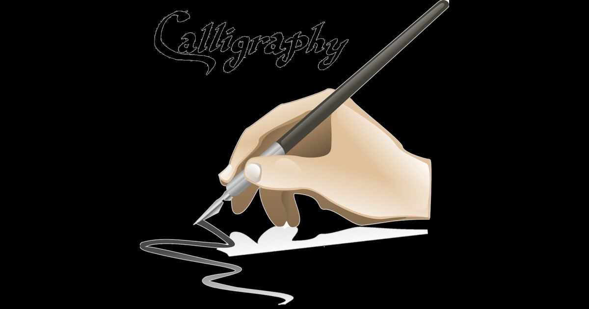 Calligraphy On The Mac App Store