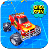 Micro Monster Truck — radio control games for kid