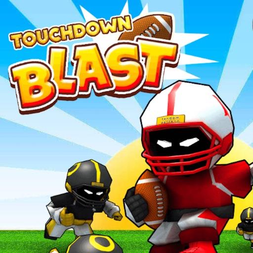 Touch Down Blast iOS App