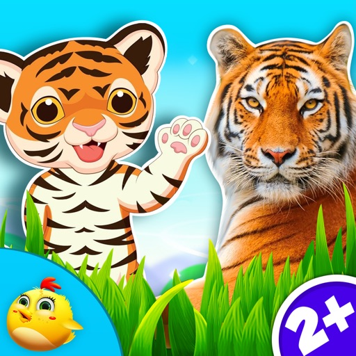 Animals Fruits Veggies For Kid iOS App