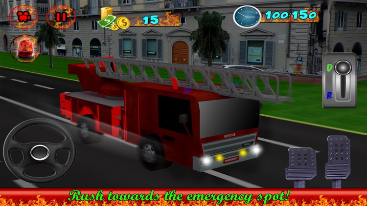 Firefighter Truck Simulation 2017 by Mahmood Ahmed