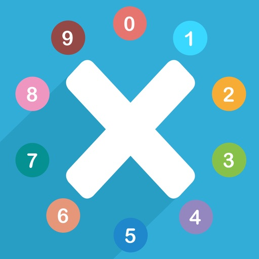 A Basic Maths Multiplication Tables for Kids - Train Your Brain