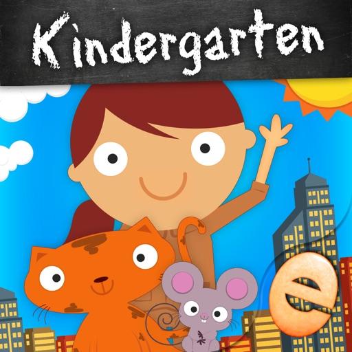 事前K、幼稚園や1年生無料で子供のための動物の幼稚園の数学のゲーム