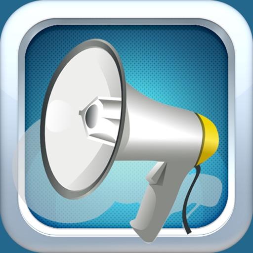 iMegaphone  – 扩音器