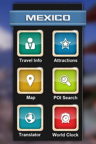 Mexico Tourist Guide screenshot 2