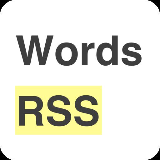 Words RSS Mac OS X