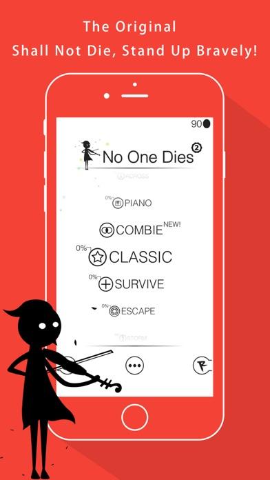 No One Dies 2: Hybrid Movement Screenshot