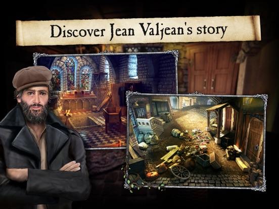 Les Misérables - Valjean's destiny - A Hidden Object Adventure Screenshot