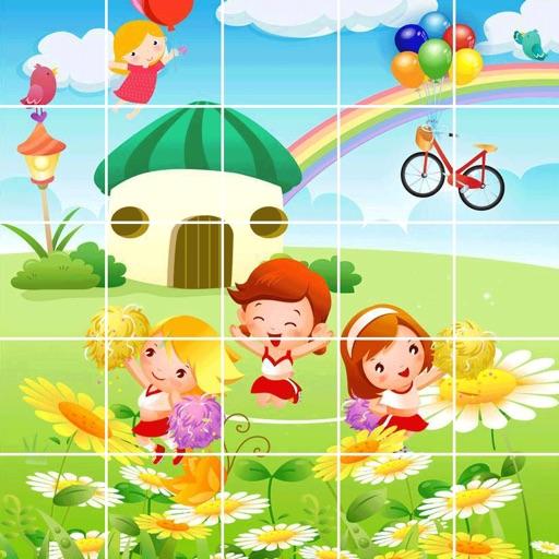 Admas Child Puzzle2 iOS App
