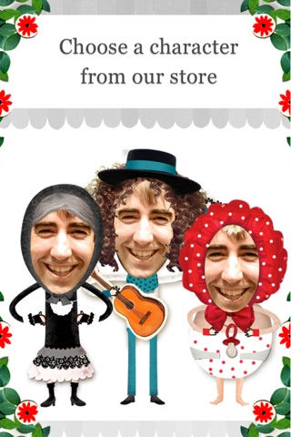 Crazy Flamenco Rumba Dance – Enjoy dancing Spanish music with this funny Face Photo Booth (perfect for guitar lovers) screenshot 4