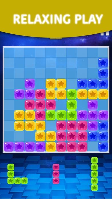 Matrix 10x10! Block Star - Tetra Cubes Puzzle Free Game Screenshot