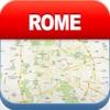 Рим Карта форума - аэропорт города метро