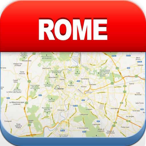 罗马离线地图 – 城市 地铁 机场