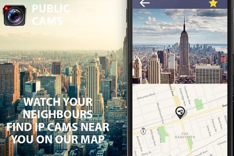 Public Cams screenshot 3