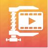 Cremallera Video - comprimir cualquier vídeo al almacenamiento del dispositivo iOS Reducir