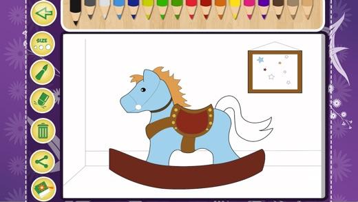 Lernen, Farbe Kinder - malen spiele zeichnen app kunst ipad farben ...