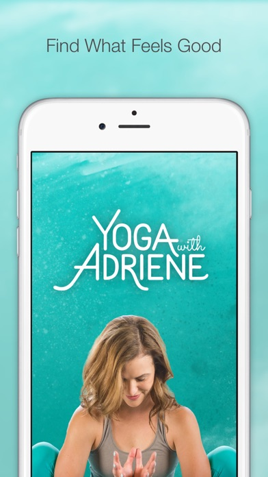 download Find What Feels Good - Yoga with Adriene appstore review