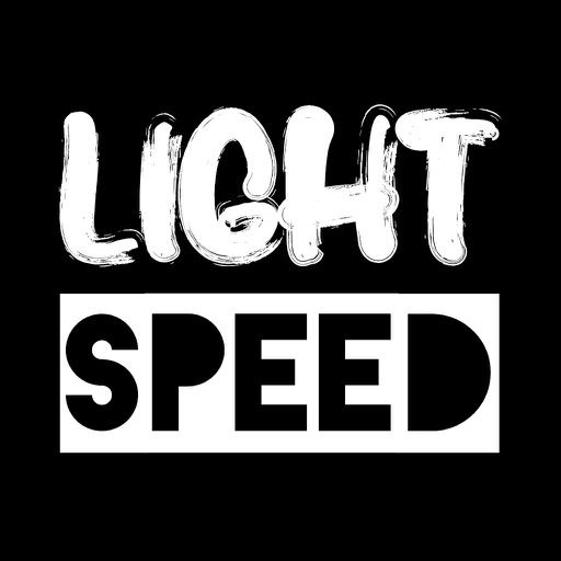Light-SPEED- Over-ly amazing Typography & Fonts On Fotos iOS App