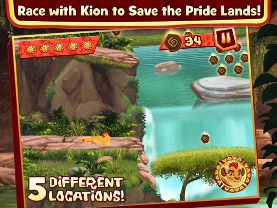 Screenshot #2 for The Lion Guard