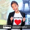 Learn French via videos by GoLearningBus