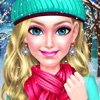 Winter Vacation - Makeup & Dress up Game for Girls