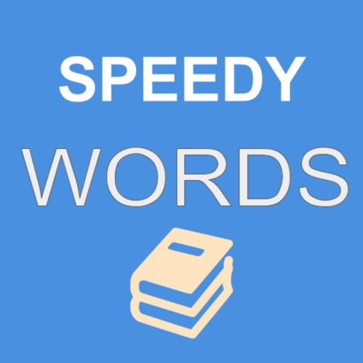 SpeedyWords: IELTS TOEFL GRE iOS App