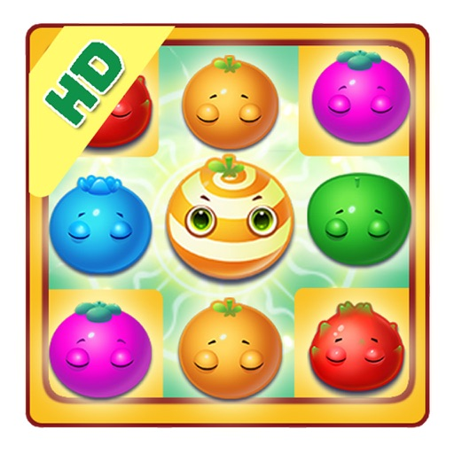 Fruits connect 2016 HD iOS App