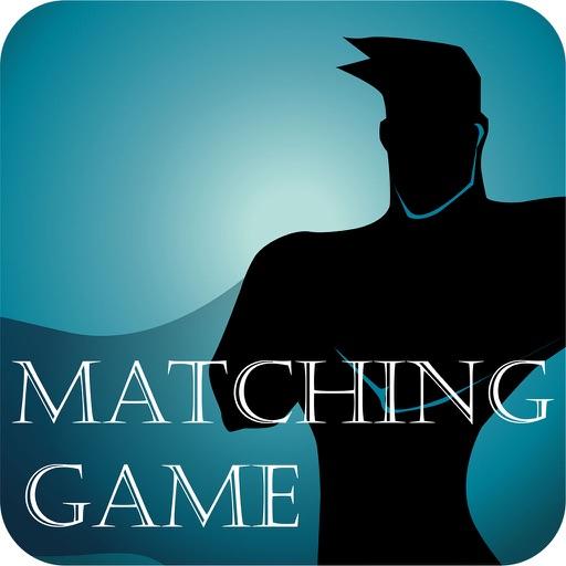 Super Hero - Matching Game iOS App