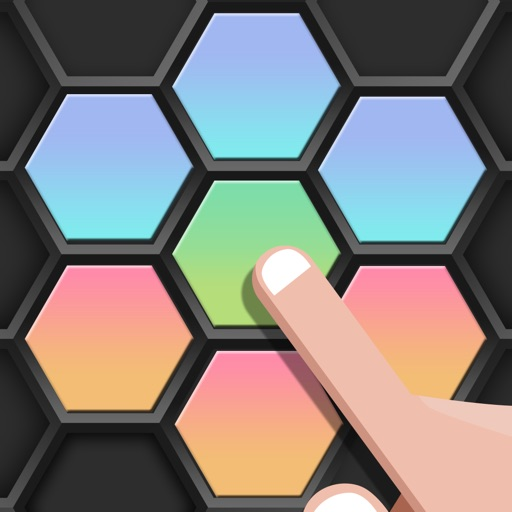 Block Puzzle Hexagon - Crazy Hextris Tangram HD Logic Grid 101010 Revenge Deluxe Hex Game iOS App