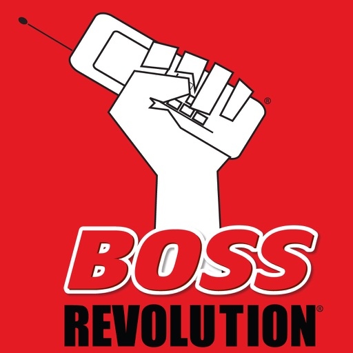 BOSS Revolution: Simple, Easy and Cheap International Calling App App Icon