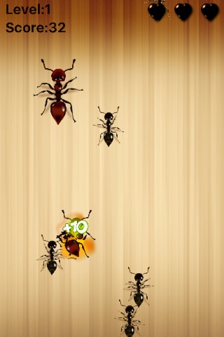 Ant Smasher - #1 ant tapping addicting Games screenshot 2