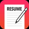 Resume Mobile Pro - design & share professional PDF resume on the go