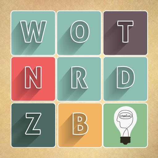 ワードジーニアス! - 単語パズル