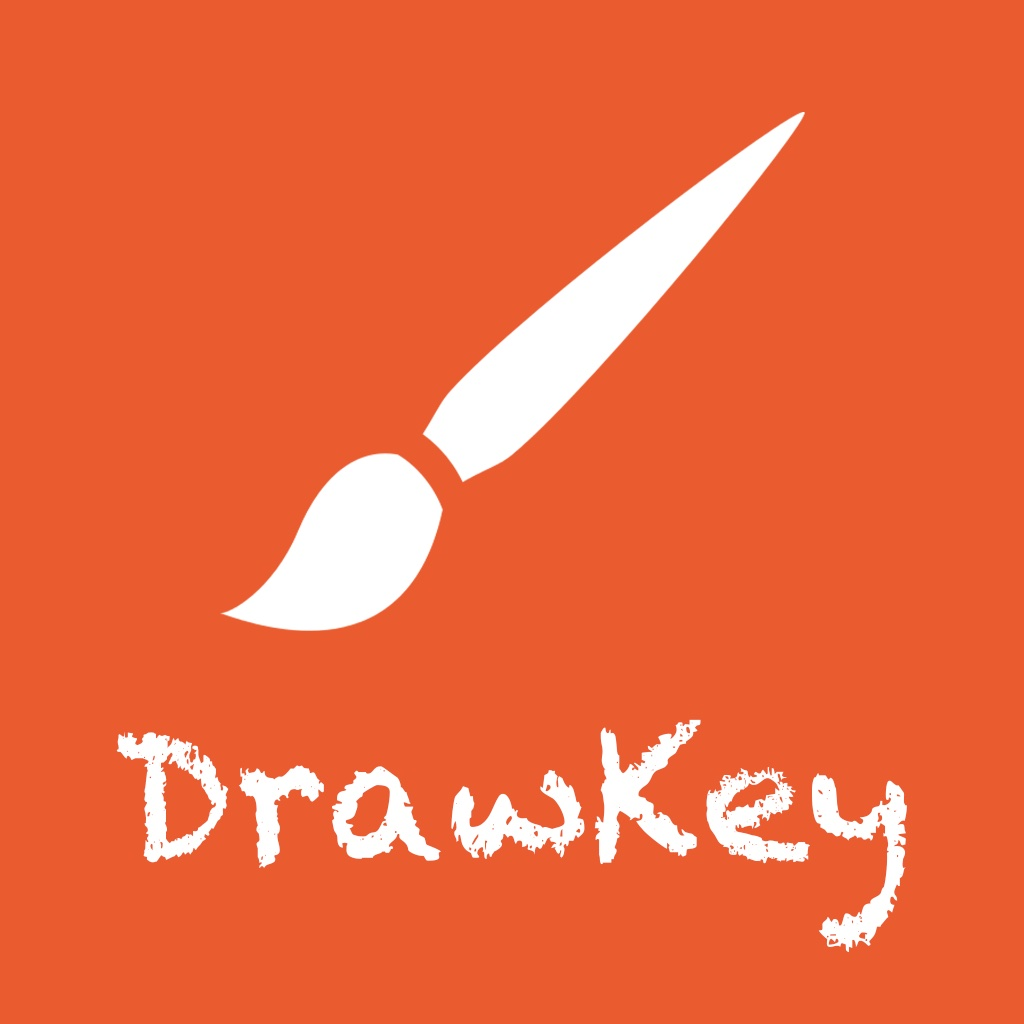 DrawKey drawing keyboard for iOS8