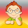 MEINE WÖRTER: Lesespiel für Kinder. Spielen und lernen mit Kiddy Words!