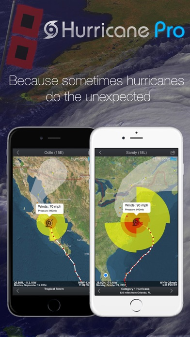 Hurricane Pro Screenshot