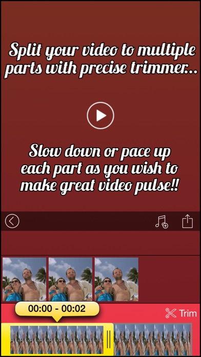 download Pulsar Pro - Slow down, Speed up and Accelerate your video apps 0