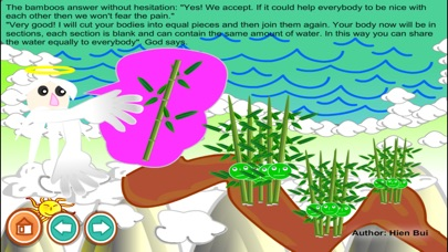 download Why bamboo has sections story (Untold toddler story from Hien Bui) apps 0