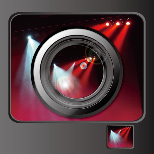 StageCamera - マナー撮影(静音+明るさ調整)
