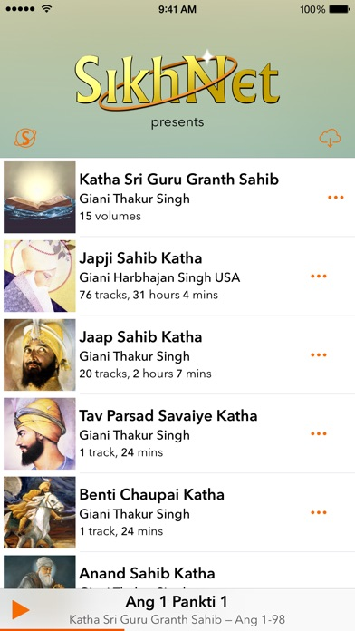 download Katha Sri Guru Granth Sahib by SikhNet apps 1