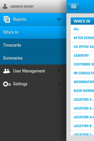 uAttend screenshot 2
