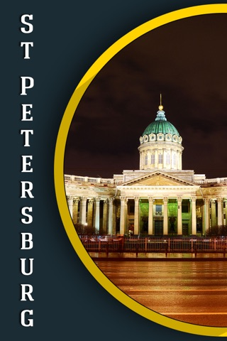 St Petersburg Offline Guide screenshot 1