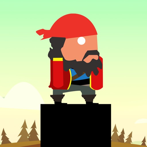 Cross the hills - Free Jump iOS App