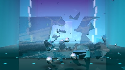 Screenshots of Smash Hit for iPhone