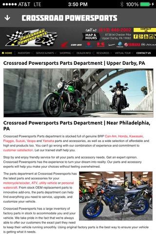 Crossroad Powersports screenshot 3