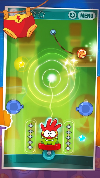 Cut the Rope: Experiments Скриншоты6