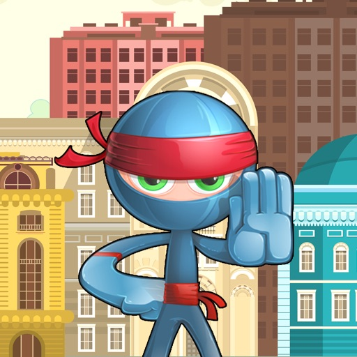 Demolisher Ninja Free iOS App